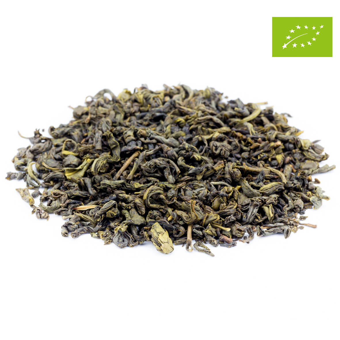 groene thee korrels