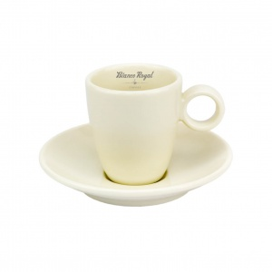 espresso servies kop en schotel 6,5mg Blanco Royal