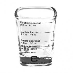 Maatglas Espresso Ristretto Dubbele Espresso