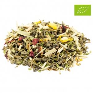 losse thee Groene Thee Ochtend biologisch Blanco Royal