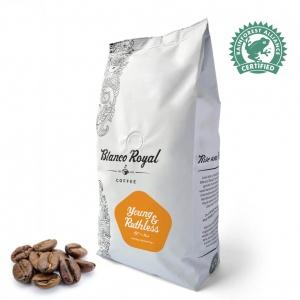 Fairtrade Stevige Pittige Koffiebonen Rainforest Alliance